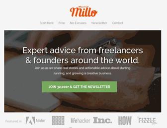 graphicdesignblender.com screenshot