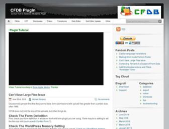 Thumbshot of Cfdbplugin.com