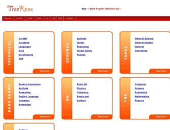 treeknox.com screenshot
