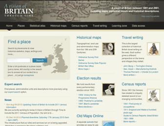 Thumbshot of Visionofbritain.org.uk
