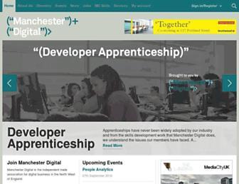 manchesterdigital.com screenshot