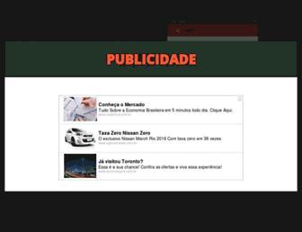 sitedogta.com.br screenshot