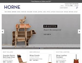 Thumbshot of Shophorne.com
