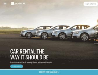 Thumbshot of Silvercar.com