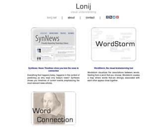 lonij.net screenshot