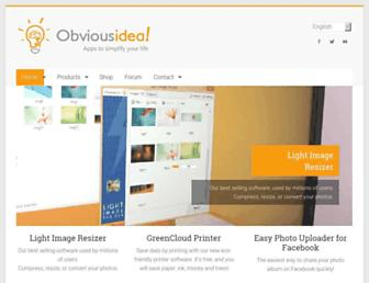 Thumbshot of Obviousidea.com