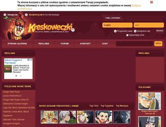 Thumbshot of Kreskoweczki.pl