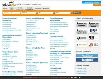 educaedu-chile.com screenshot