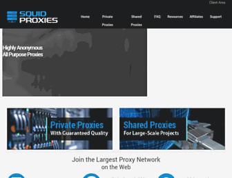 Thumbshot of Squidproxies.com