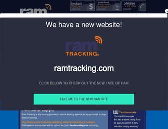 Thumbshot of Ramtracking.ca
