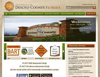 desotobocc.com screenshot