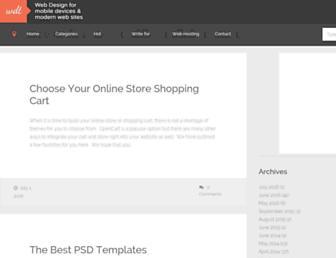 Thumbshot of Webdesigntunes.com