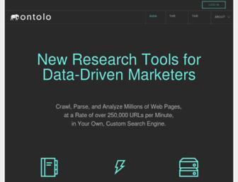 Thumbshot of Ontolo.com