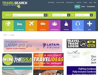 thegsa.co.za screenshot
