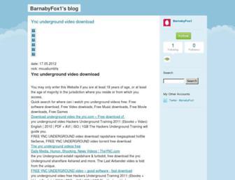 barnabyfox1.typepad.com screenshot