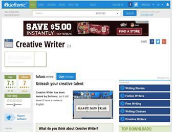 creative-writer.en.softonic.com screenshot