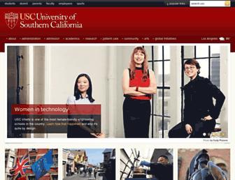 Thumbshot of Usc.edu