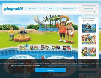 Thumbshot of Playmobil.fr