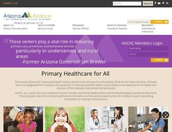 aachc.org screenshot