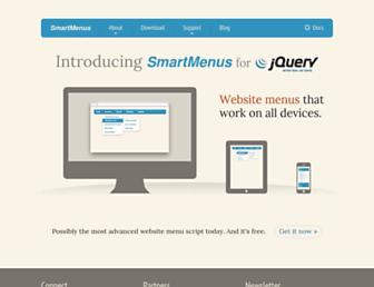 Thumbshot of Smartmenus.org
