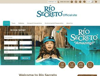 riosecreto.com screenshot