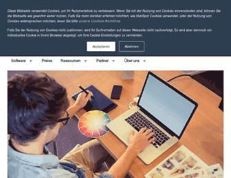 blog.hubspot.de screenshot