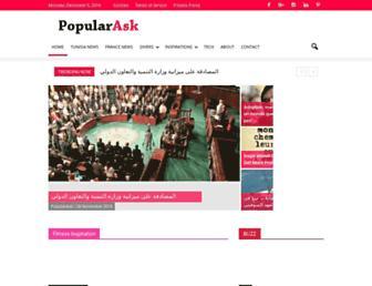 popularask.net screenshot