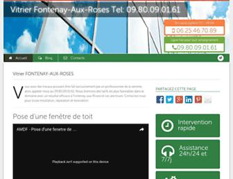 Main page screenshot of jeux-2-voitures.fr