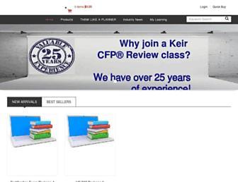 keirsuccess.com screenshot