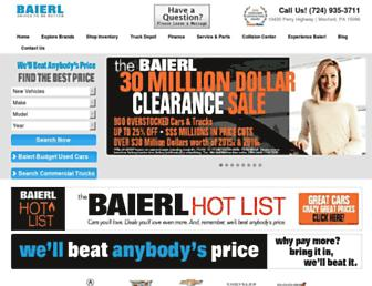 baierl.com screenshot