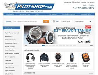Thumbshot of Pilotshop.com
