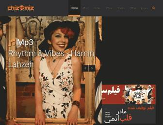 chizomiz.com screenshot