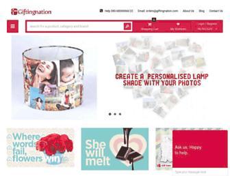 giftingnation.com screenshot