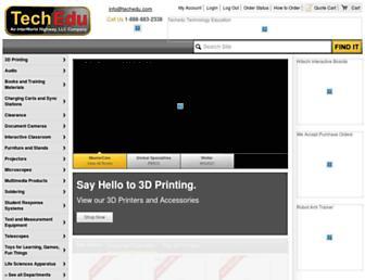 techedu.com screenshot