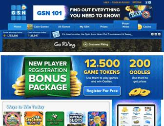 Thumbshot of Gsn.com