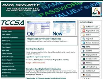 tccsa.net screenshot