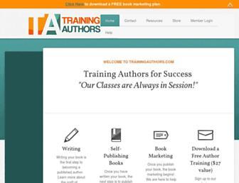 Thumbshot of Trainingauthors.com