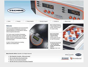 techneusa.com screenshot