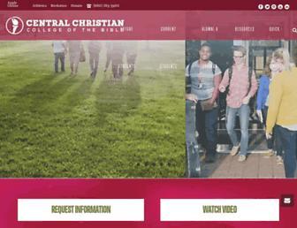 cccb.edu screenshot