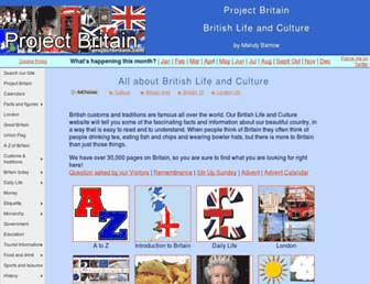 Thumbshot of Projectbritain.com