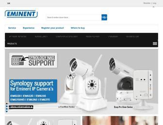 eminent-online.com screenshot