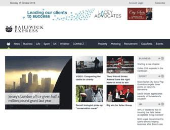 bailiwickexpress.com screenshot