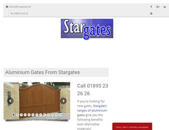 stargateuk.net screenshot