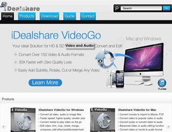 idealshare.net screenshot