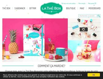 Thumbshot of Lathebox.com