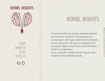 Thumbshot of Kernelinsights.com