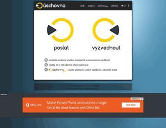 Fullscreen thumbnail of uschovna.cz