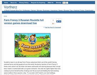 vortherz.blogspot.com screenshot