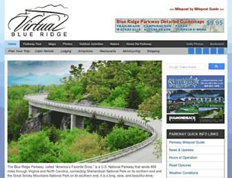 virtualblueridge.com screenshot