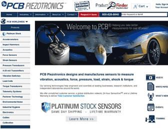 pcb.com screenshot